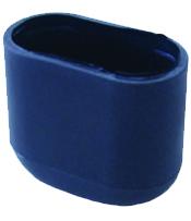 oval external chair foot