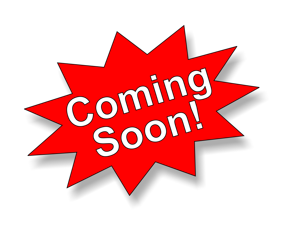 comingsoon New Products