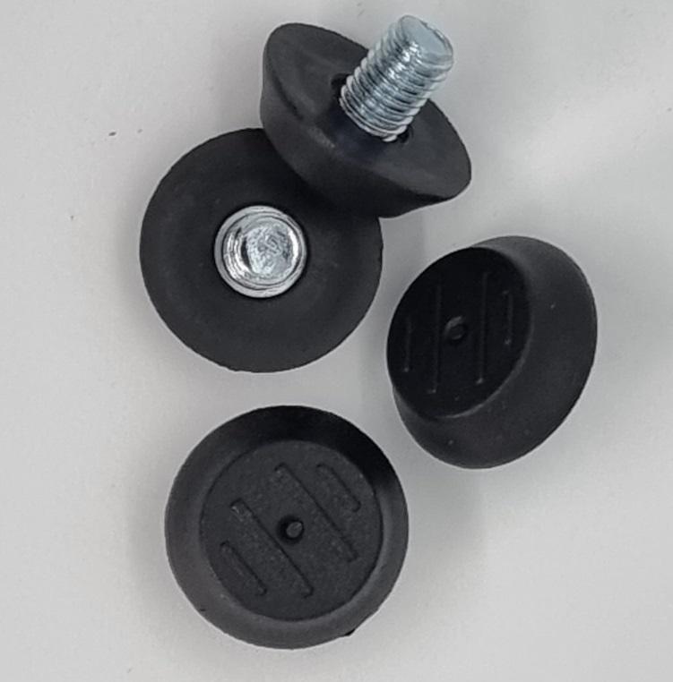 """F823F-a-1 """"New"""" M8 x 10mm Thread Table Foot"""